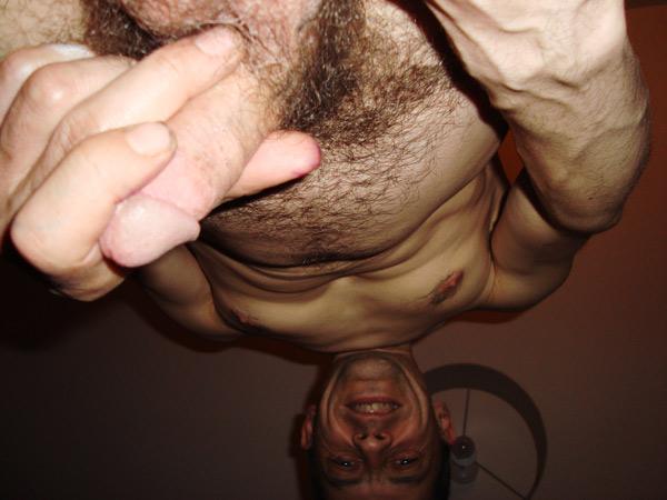 Upside Down Cock